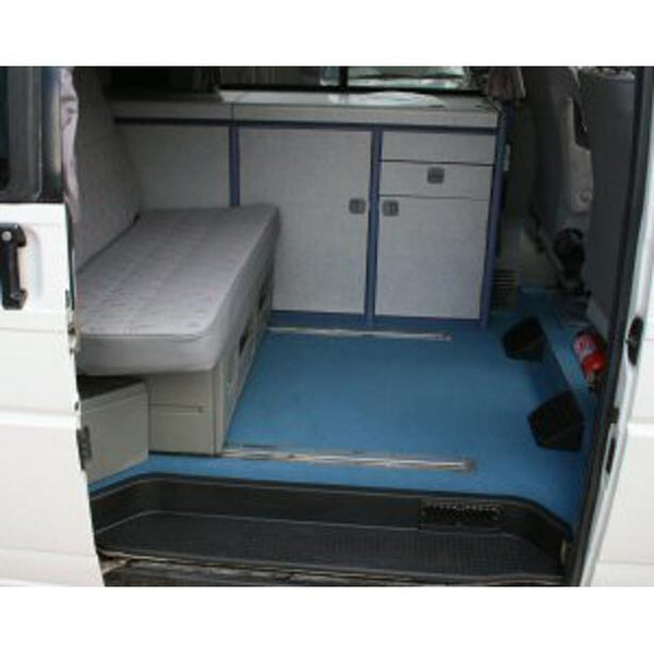 T4 WESTFALIA CAMPER EARLY LHD REAR CARPET SET