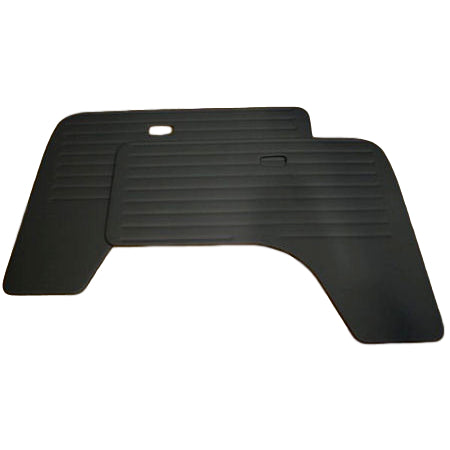 TYPE 2 1968-79 FRONT DOOR PANELS WELD DESIGN WITH OR WITHOUT AIR VENTS