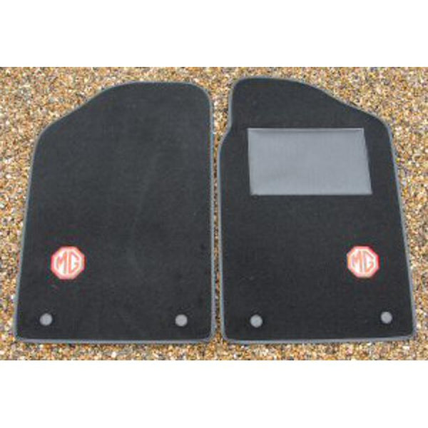 PAIR OF OVERMATS WITH MG LOGO-RIGHT HAND DRIVE