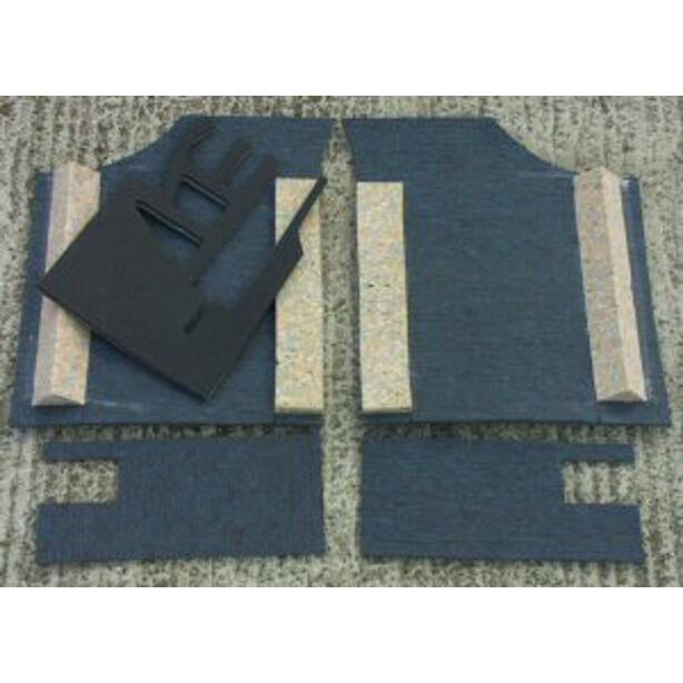 MGF MK.I & 2000 MODEL- CARPET INSULATION SET