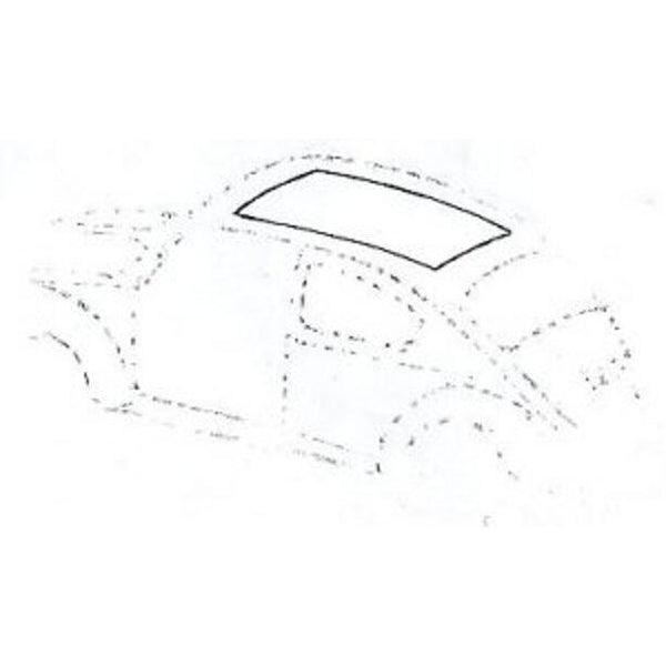VW BEETLE ROOF FELT KIT