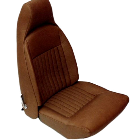 SPITFIRE MK IV USA HIGH BACK RECLINER LEATHER SEAT COVERING KIT