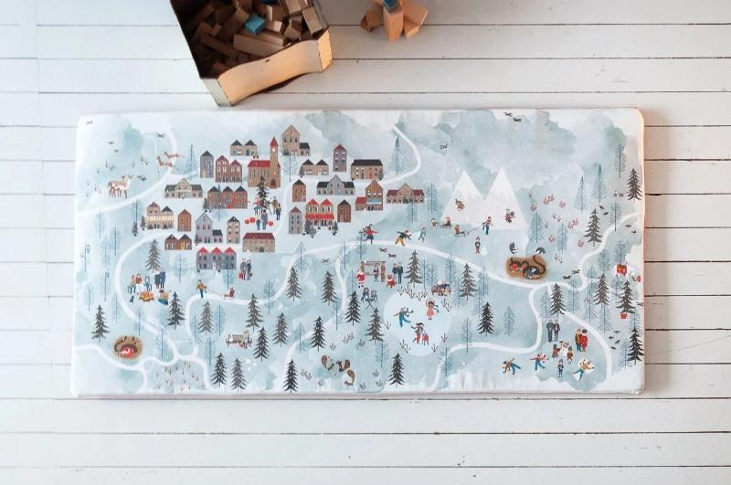 Winter Wonderland - ByAlex Playmats