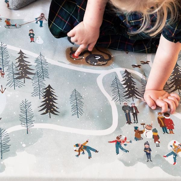 Winter Wonderland - Playmat