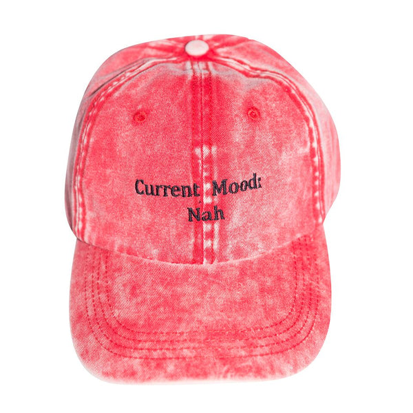 Current Mood dad hat