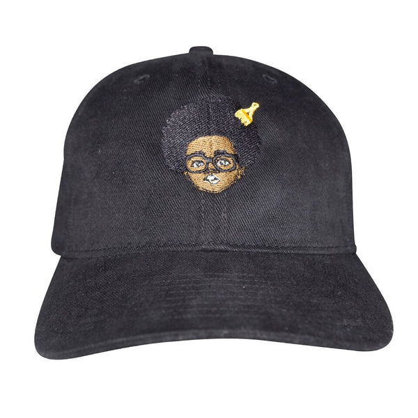 Afro Baby 6 Panel Hat