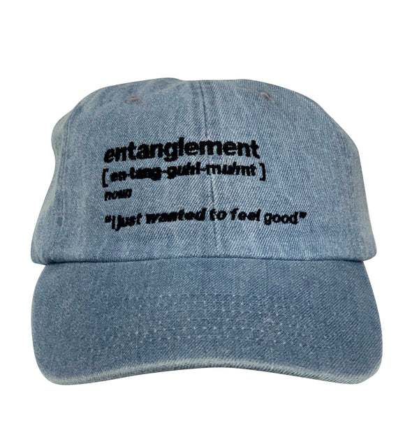 Entangle My Heart Dad Hat