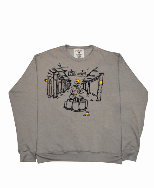 The New York Grind Sweatshirt