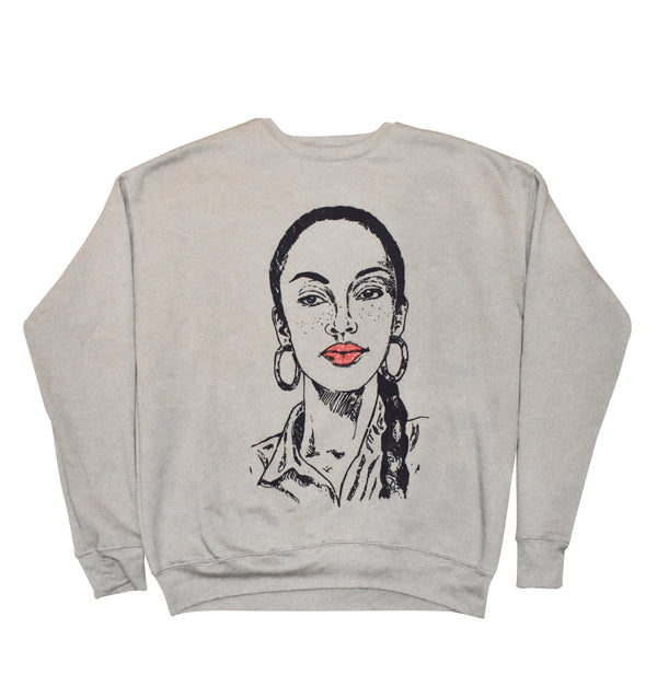 Oversized Miss Adu Sweatshirt