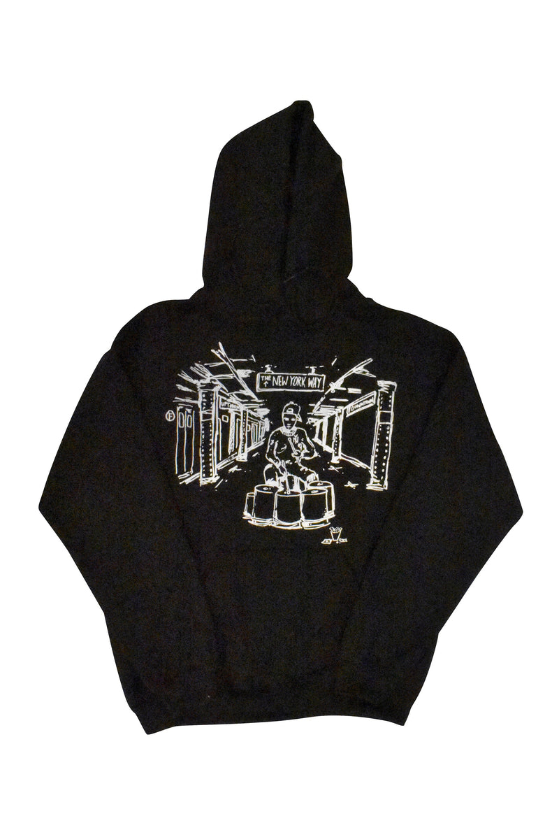 The New York Grind Hoodie