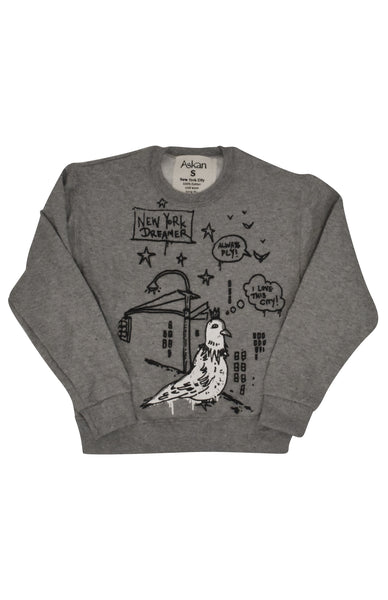 NY Living Kid Sweatshirt