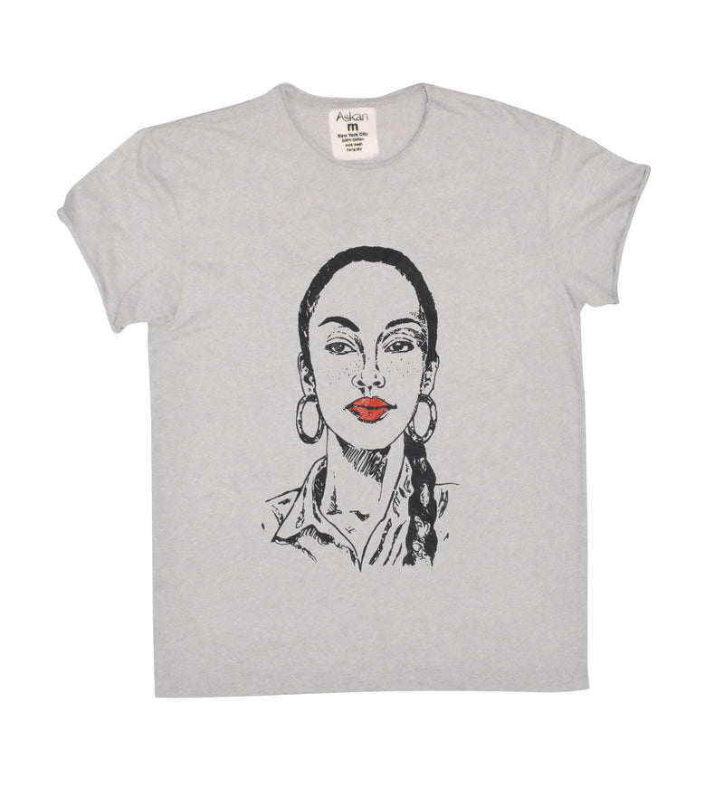 Oversized Miss Adu Tee