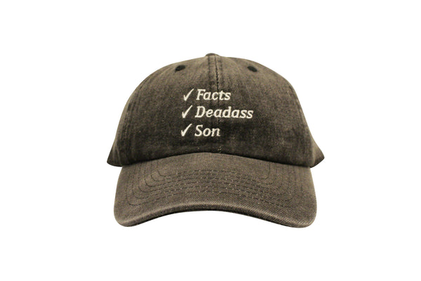 Facts dad hat
