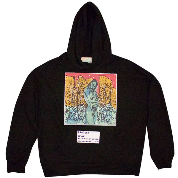 Oversized Protect In Chaos Sweatshirt