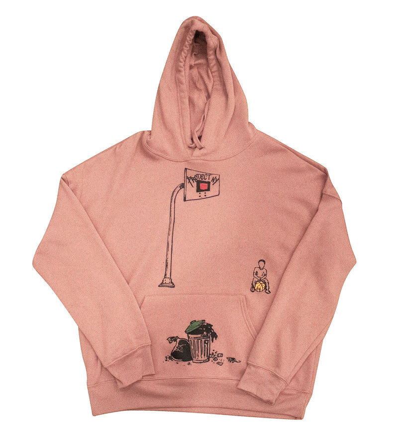 Protect NY Oversized Hoodie