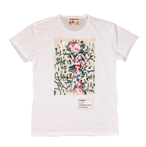 Of Grace Walking Gallery Tee