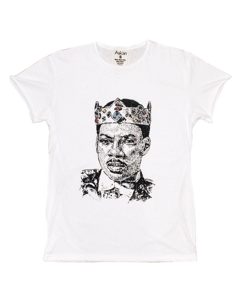 Oversized Royal Akeem Tee