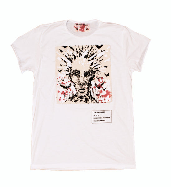 Dreamer Walking Gallery Tee