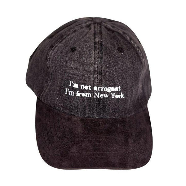 Not Arrogant Dad Hat