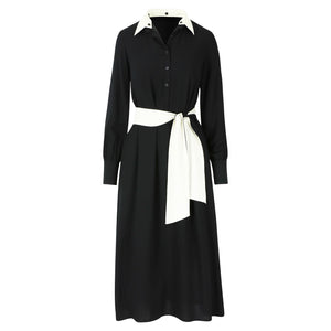 Polly Jean Dress Black