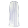 Gaia pants white stripes