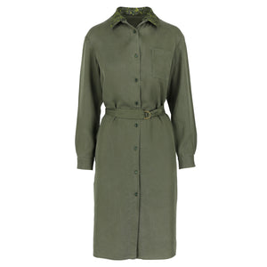 Lucca dress khaki
