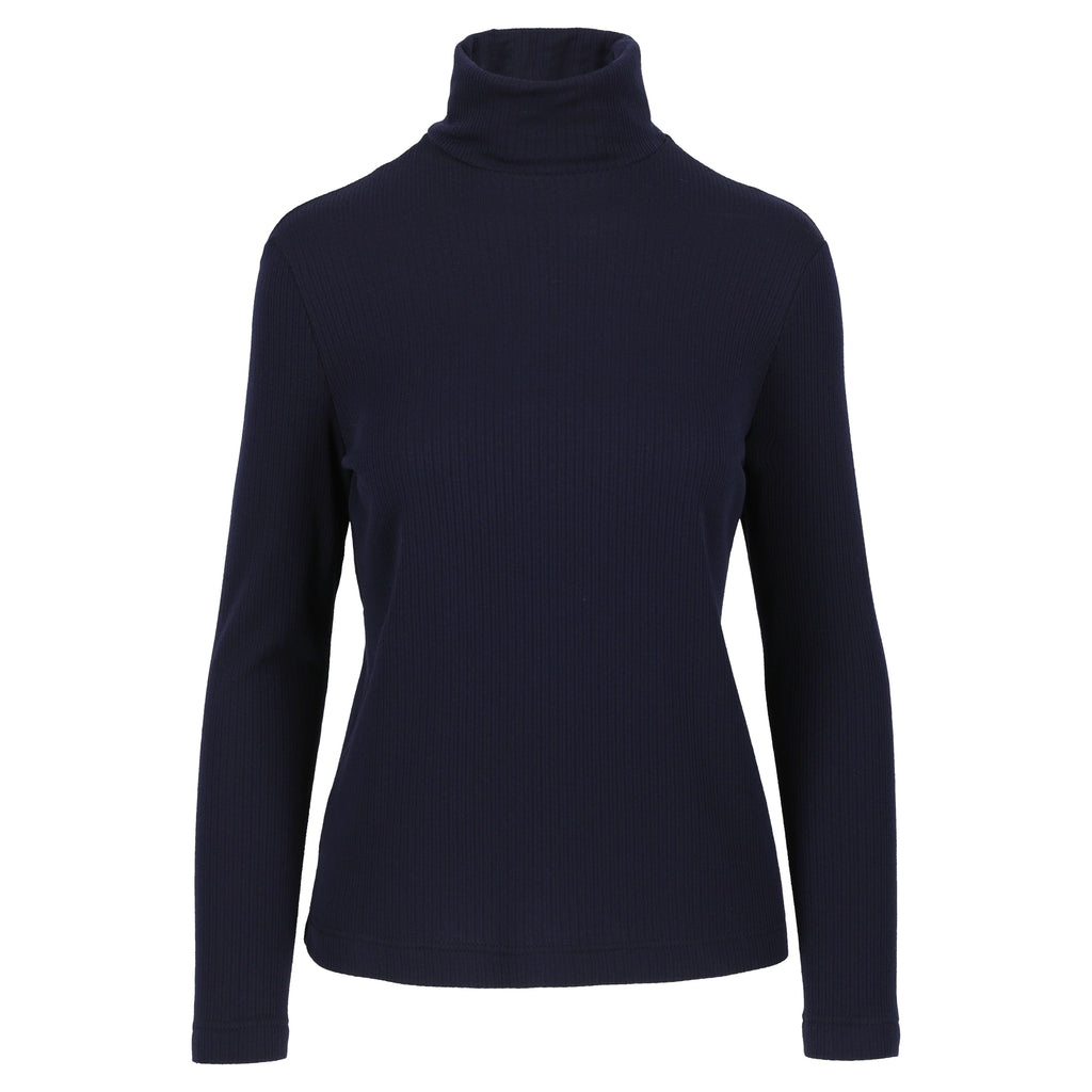Cybele turtleneck navy / green