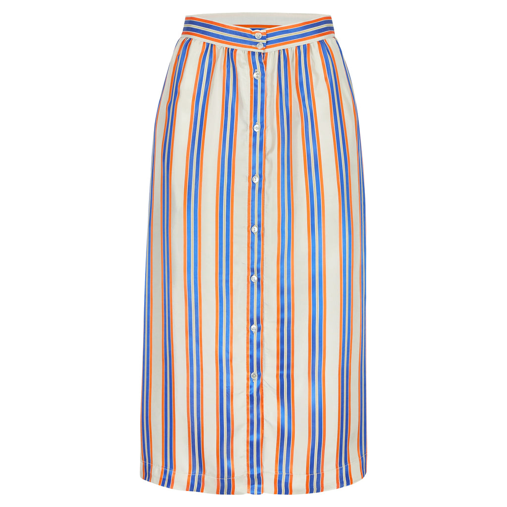 Elba skirt stripe