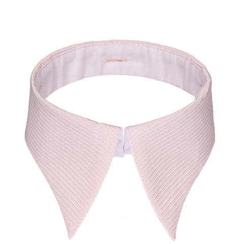 Peter Pan collar mikado