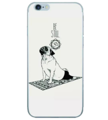 View PUG Hard PC Phone Cases