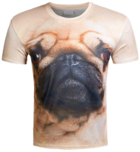View PUG Shirts for Men