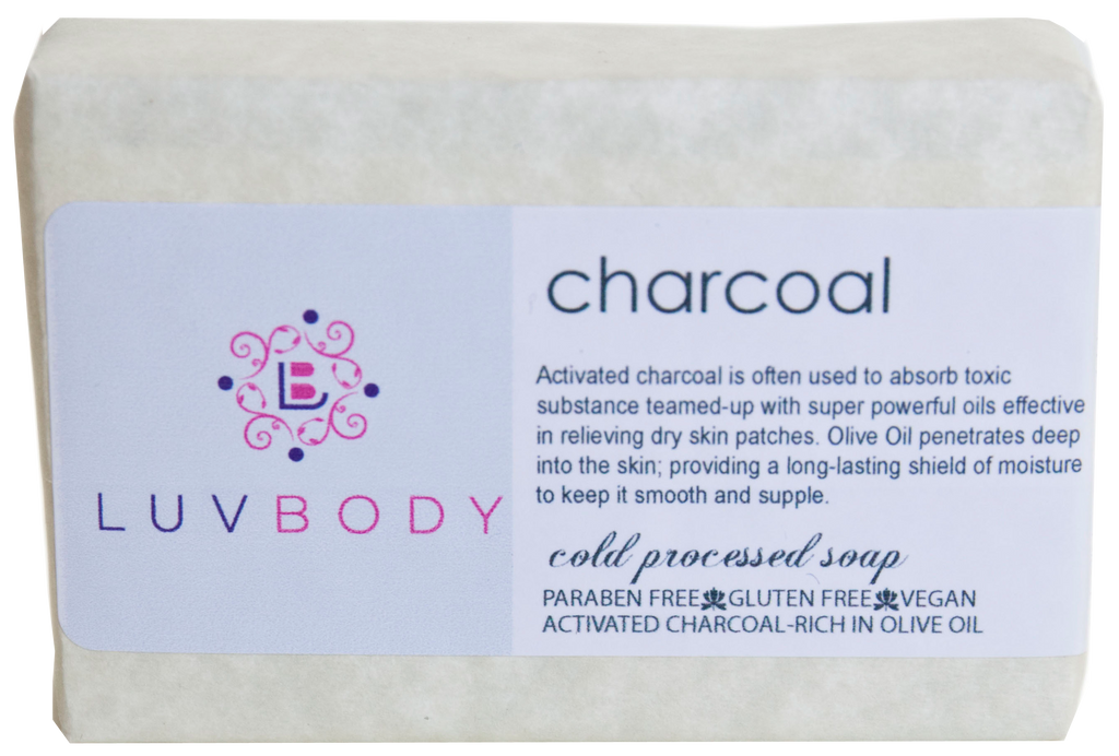 Five Benefits of Charcoal Soap