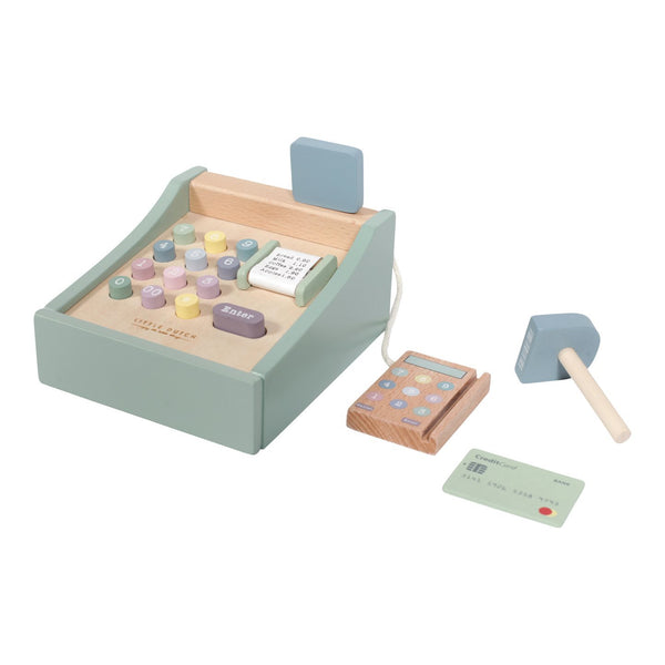 Toy Cash Register with Scanner