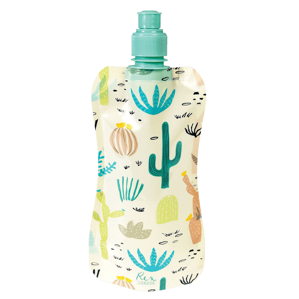 Cactus Foldable Water Bottle