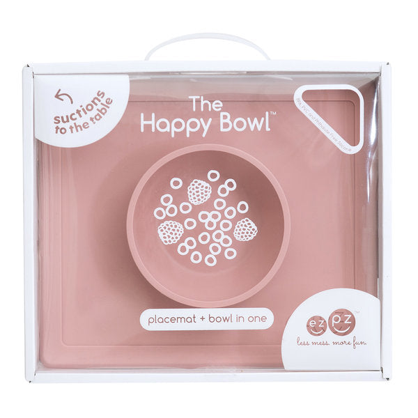 EZPZ The Happy Bowl - Blush