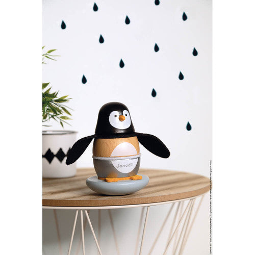 Penguin Stacker & Rocker