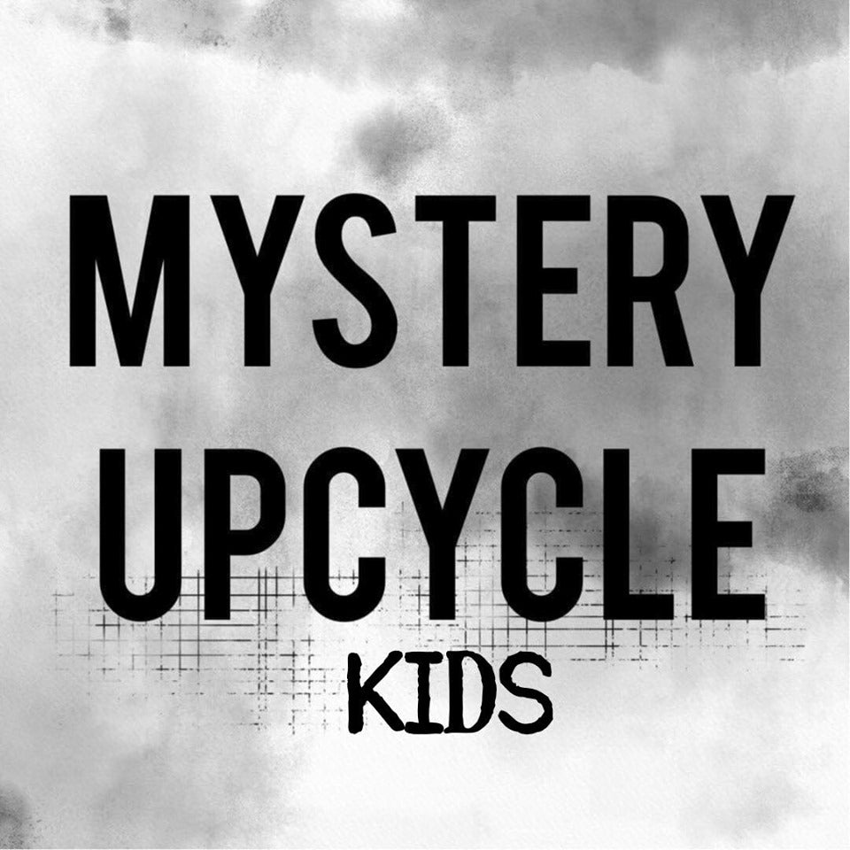 Kids Mystery Upcycle