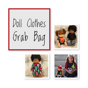 Doll Clothes Grab Bag