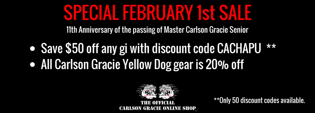 Special February 1st Sale
