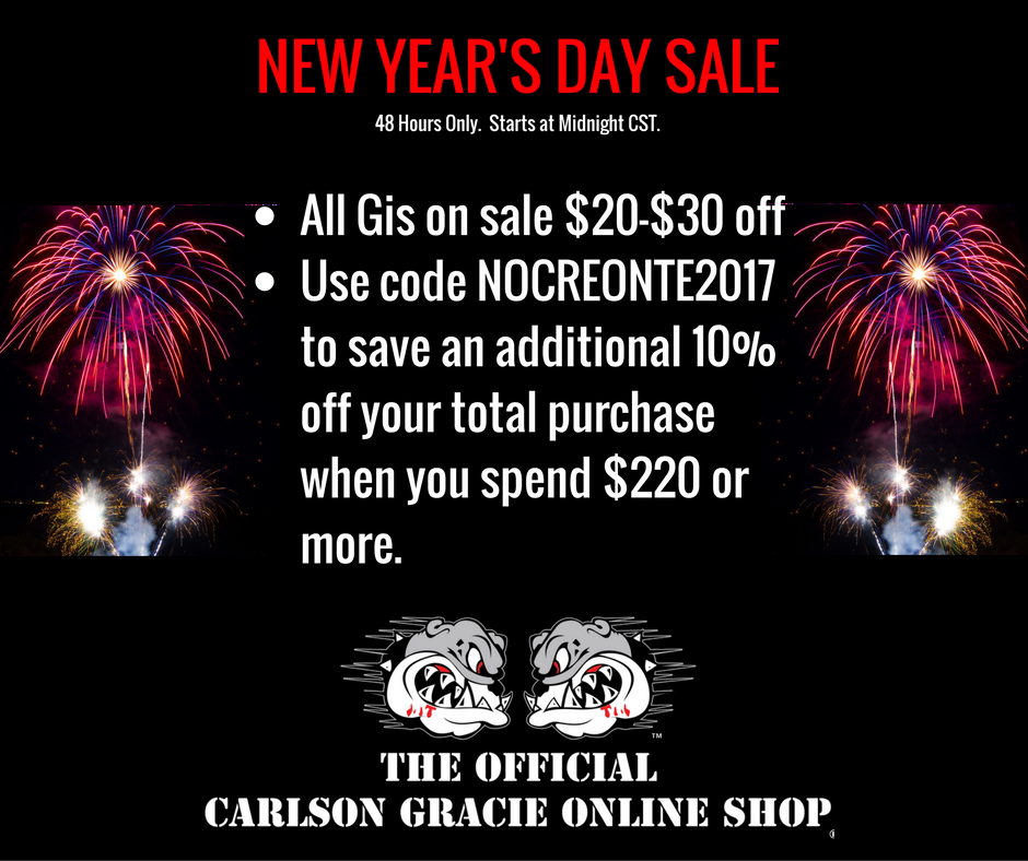New Year's Sale!  48 Hours Only!
