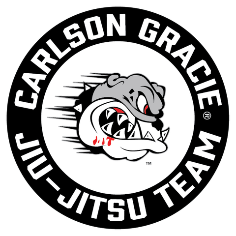 Carlson Gracie Jiu-Jitsu Team Vinyl Sticker
