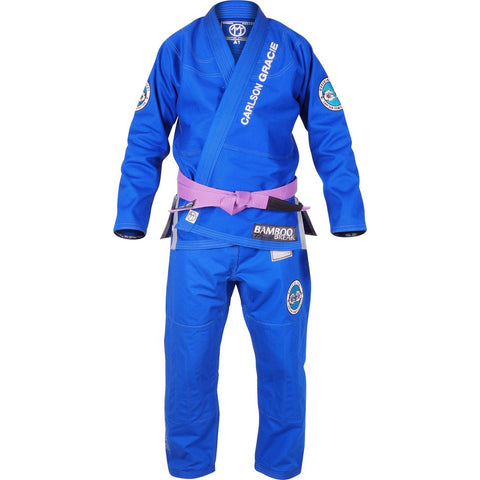 Carlson Gracie Jiu-Jitsu Team Blue Kids Gi