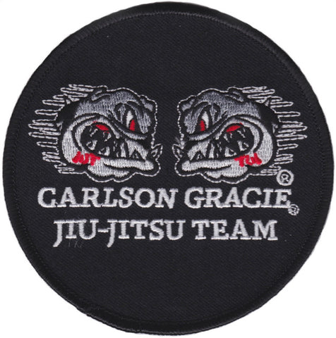 Carlson Gracie Jiu-Jitsu Team Patch - Small