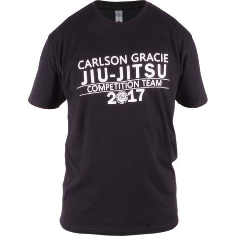 2017 Carlson Gracie Competition Team T-Shirt