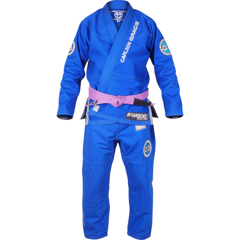 Carlson Gracie Jiu-Jitsu Team Blue Gi