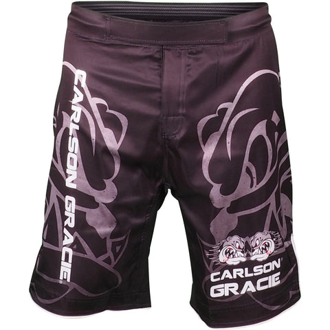 Kids Official Carlson Gracie Fight Shorts