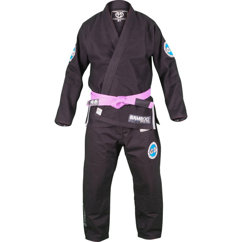 Carlson Gracie Jiu-Jitsu Team Black Gi