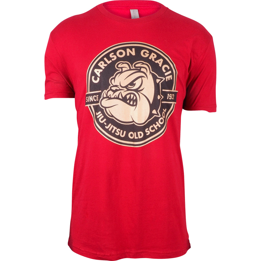 Carlson Gracie Jiu-Jitsu Old School T-Shirt