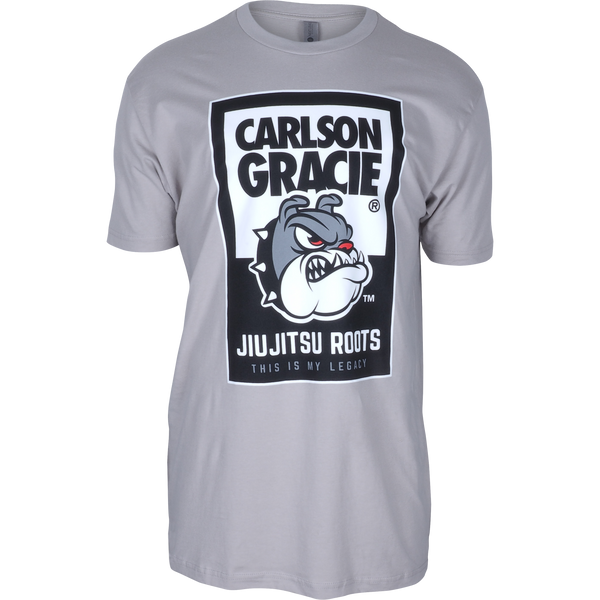 Carlson Gracie Jiu-Jitsu Roots T-Shirt