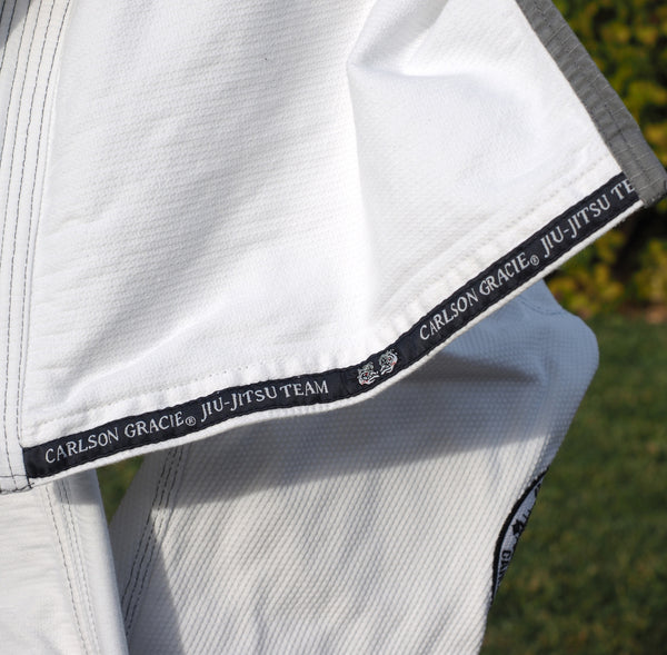 Carlson Gracie Jiu-Jitsu Team White Gi